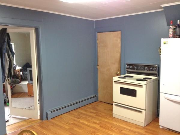 Kitchen toward Bedroom